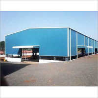 Industrial Prefabricated Shed