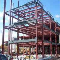 Steel Structure Fabrication Service