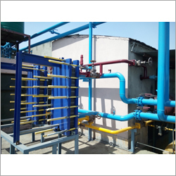 Plate Heat Exchanger Condenser
