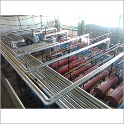 Pipe Line Erection