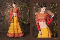 Ladies Wear Lehenga Choli