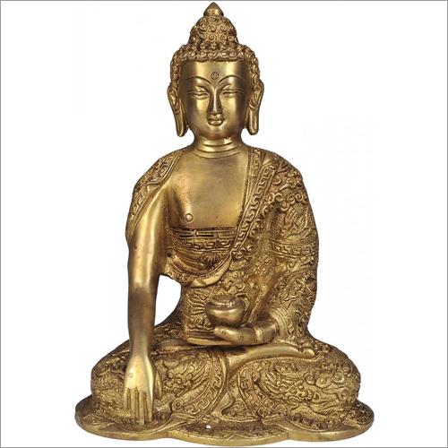 Brass Budhha