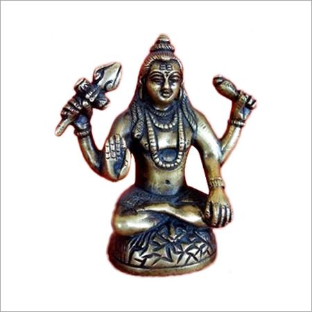 Shiva Brass Statues