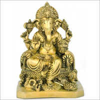 Brass Lord Ganesha Statues