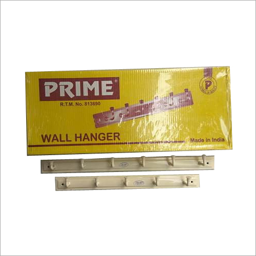 Power Coated Wall Hanger