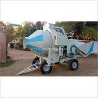 Concrete Reversible Drum Mixer - (1500kg - 1850Kg)