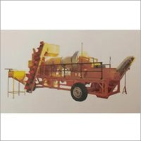 Mini Mobile Hotmix Plant - (10 to 15 ton)