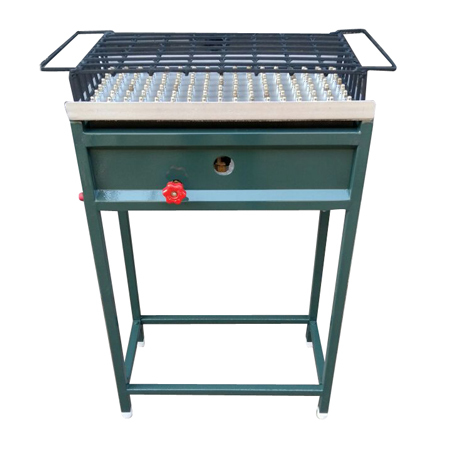 Single Ring Barbecue