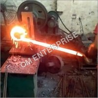 Manufacturing of Crusher Spring