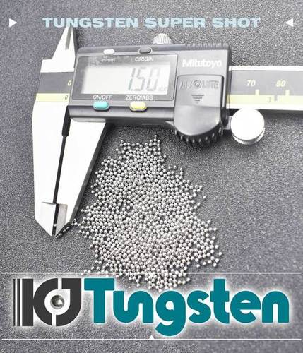 Tungsten Shots