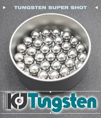 Tungsten Super 18 Shot (TSS) 7.4mm 9.70mm