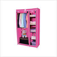 Portable Foldable Cloth Almirah