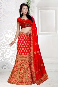 Beaded Worked Lehenga Choli