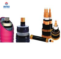Flame-retardant PVC insulation power cable
