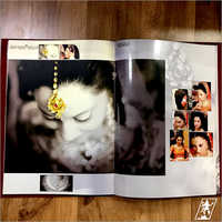 Metallic Media Photobooks