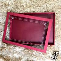 Acrylic Album Boxes