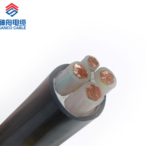Low smoke Halogen free with Xlpe insulation Power Cable
