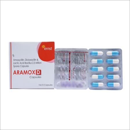 Aramox D Capsules