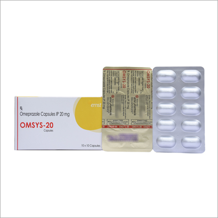 Omsys-20 Capsules