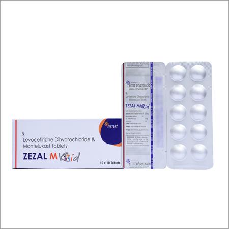 Zezal  M Tablets