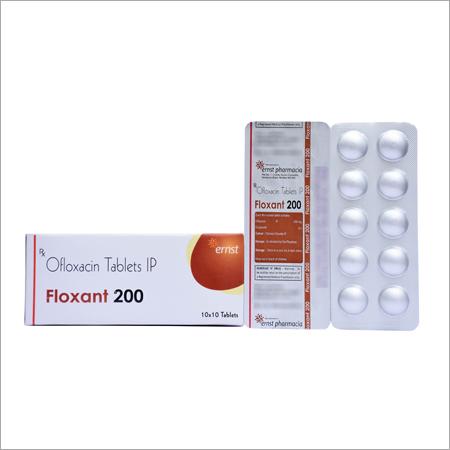 Floxant 200 TAblets