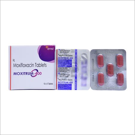 Moxitrum 400 Tablets
