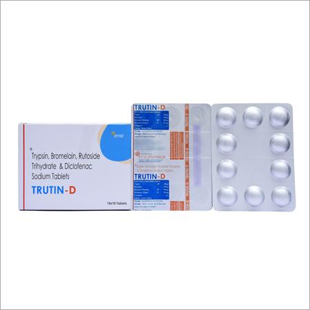 Trutin-d  Tablets
