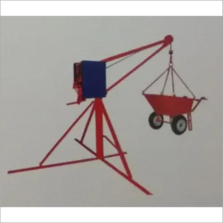 open Gear Wheel Mini Lift