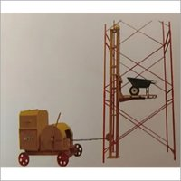 Concrete Conveying Equipment - 1000kg