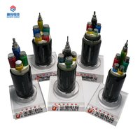 Xlpe power cable with Low-smoke&Halogen-free