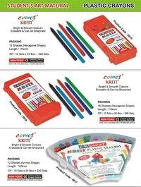 Plastic Crayon