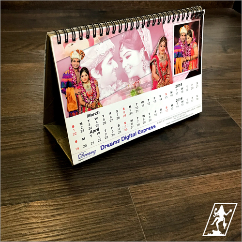 6 Pages Table Calendar