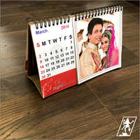 12 Pages Table Calendar