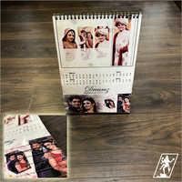 Step Effect Table Calendar