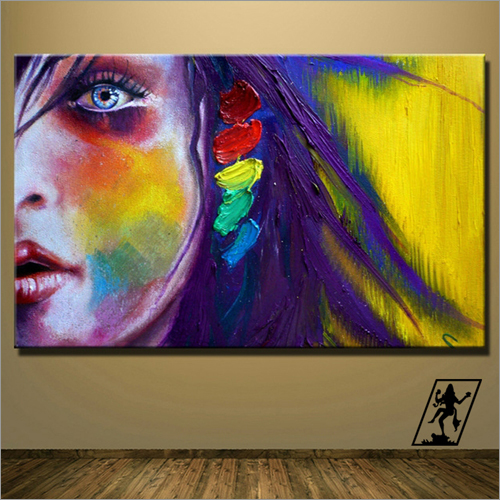 Printing on Canvas upto 40''x60''