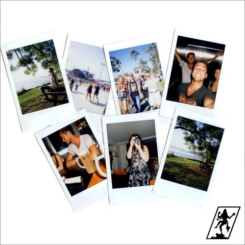 Polaroid Style Snaps