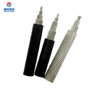 10kv Overhead XLPE Insulated Control Cable