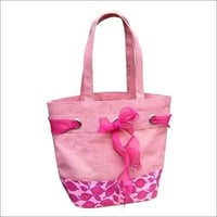 Jute Fashionable Bag