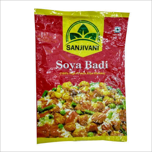 Soya Badi Packaging Pouches