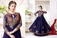 Designer Party Wear Anarkali Suit