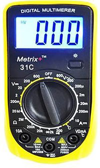 Digital Multimeter 31C