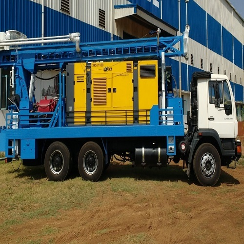 Bore Well Machine Drill Rig (DTH-450)