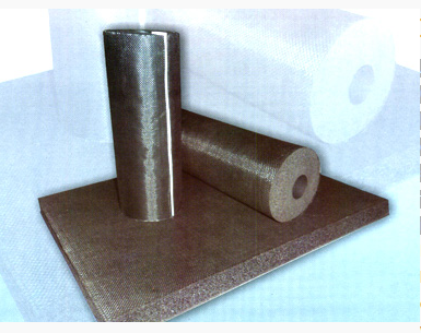 Nitrile Rubber Insulation with Glass Cloth (GC)