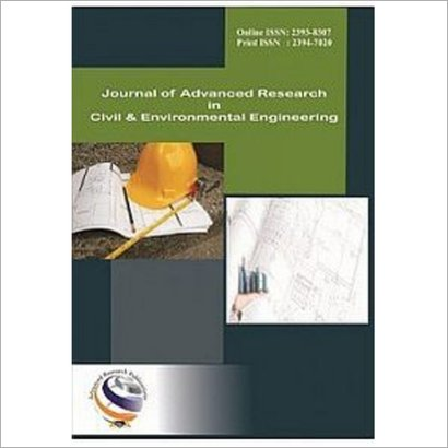 Advanced Research In Environmental Engineering
