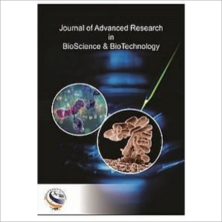 Advanced Research Journals In Biotechnology