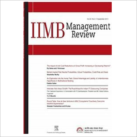 Management Reviews Journals