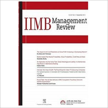 Management Reviews Journals