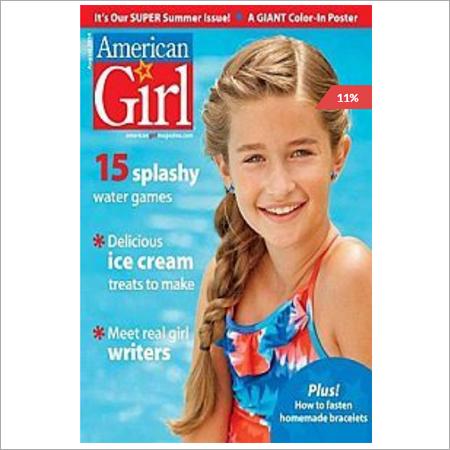 American Girl US Magazines