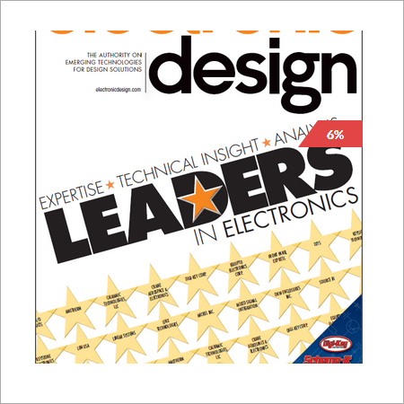 Electronics Design US Magazines