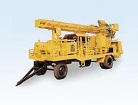 Trolley Mounted Soil Investigation Drilling Rig